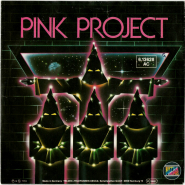 Pink Project - Disco Project (Vinyl, 7) (used VG)