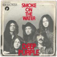 Deep Purple - Smoke On The Water (Vinyl, 7) (gebraucht G)