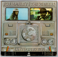 Bob Marley & The Wailers - Babylon By Bus (2LP, Album) (gebraucht G)