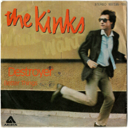 The Kinks - Destroyer (Vinyl, 7) (gebraucht G+)