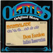 VARIOUS - Marmalade/Don Fardon - Ob La Di, Ob La Da/Indian Reservation (Vinyl, 7) (gebraucht G+)