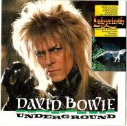 David Bowie - Underground (Vinyl, 7) (gebraucht G+)