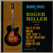 Bobby Bond - Bobby Bond Sings The Roger Miller Songbook (LP, Album) (gebraucht VG)