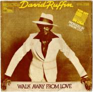 David Ruffin - Walk Away From Love (Vinyl, 7) (gebraucht G-)