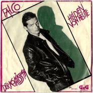Falco - Der Kommissar / Helden Von Heute (Vinyl, 7) (gebraucht G-)