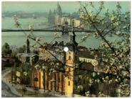 Ansicht von Budapest - Song:Bojtor Imre (Schallbildkarte/Tonkarte) (gebraucht G+)