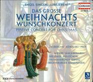 VARIOUS - Das grosse Weihnachtswunschkonzert (3xCDs, Comp.) (gebraucht VG+)