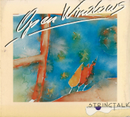 Stringtalk - Open Windows (CD, Digipak) (gebraucht G+)