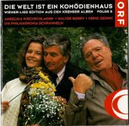 Kirchschlager/Berry/Zednik - Die Welt ist ein Komödienhaus Folge 8 (CD, Album) (used VG+)