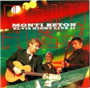 Monti Beton - Elvis Night Live II (CD, Album) (gebraucht VG)