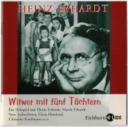 Heinz Erhardt - Witwer mit fünf Töchtern (CD, Hörspiel) (gebraucht NM)