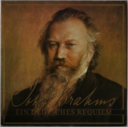 Brahms: Ein deutsches Requiem (2LP, Quadro) (used VG)