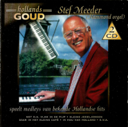 Stef Meeder - Speelt medelys van bekende Hollandse hits (2CD, Compilation) (used NM)