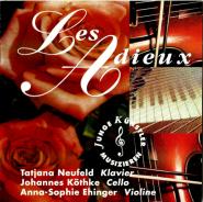 VARIOUS - Junge Künstler musizieren (CD, Album) (gebraucht VG+)