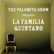 The Palomita Show Presents La Familia Quintano (CD, Album) (gebraucht VG+)