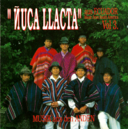 Nuca Llacta - Ecuador - Musik aus den Anden (CD, Album) (gebraucht VG+)