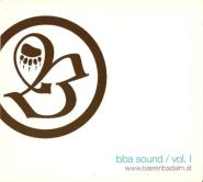 VARIOUS - bba sound 7 vol. I (CD, Sampler) (gebraucht VG+)