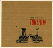 Hans Appelqvist - Tonefilm (CD, Album) (used VG+)