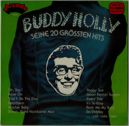Buddy Holly - Seine 20 Grössten Hits (LP, Comp.) (gebraucht VG-)