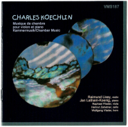 Charles Koechlin - Chamber Music (CD, Compilation) (used NM)