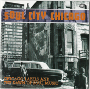 Soul City Chicago - Chicago Labels (2CD, Compilation) (gebraucht NM)