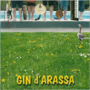 GIN dARASSA - Folk For Fun (CD, Album) (used VG+)