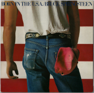 Bruce Springsteen - Born In The U.S.A. (LP, Album) (gebraucht VG)