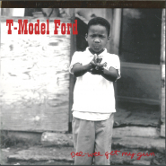 T-Model Ford - Pee-Wee Get My Gun (LP, Album, Limited Ed.) (gebraucht VG+)