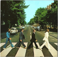 Beatles - Abbey Road (LP, Album, 180g) (gebraucht VG+)