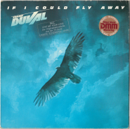 Frank Duval - If I Could Fly Away (LP, Album) (used VG)
