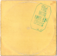 The Who - Live At Leeds (LP, Album) (gebraucht G)