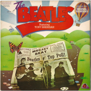 The Beatles Featuring Tony Sheridan (LP, Compilation) (gebraucht G+)