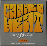 Canned Heat - Live At Montreux 1973 (2 LP, Live) (gebraucht VG+)