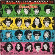 The Rolling Stones - Some Girls (LP, Album) (gebraucht G-)