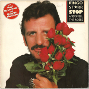 Ringo Starr - Stop And Smell The Roses (LP, Album) (gebraucht VG-)