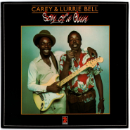 Carey Bell & Lurrie Bell - Son Of A Gun (LP, Album) (gebraucht VG+)