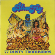 Blowfly - 77 Rusty Trombones (LP, Purple Vinyl) (gebraucht NM)