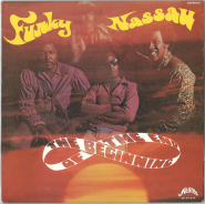 The Beginning Of The End - Funky Nassau (LP, Album, Green) (gebraucht G+)