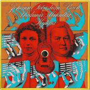 Johann Sebastian Bach, Vladimír Mikulka - Kytara (LP, Vinyl) (gebraucht VG)