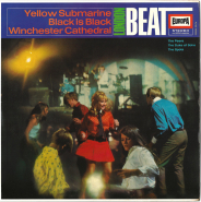 VARIOUS - London Beat (LP, Compilation) (gebraucht G+)
