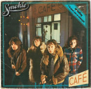 Smokie - Midnight Café (LP, Album) (gebraucht G+)