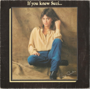 Suzi Quatro - If You Knew Suzi... (LP, Album) (gebraucht G-)