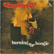 Che & Ray - Burning The Boogie (LP, Album) (gebraucht G)