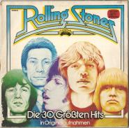 Rolling Stones - Die 30 Größten Hits In Originalaufnahmen (2LP, Comp.) (gebraucht Akzeptabel)