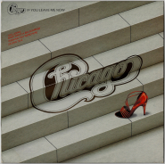 Chicago - If You Leave Me Now (LP, Album) (gebraucht VG)