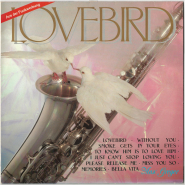 Max Greger - Lovebird The Saxy Feeling - Sound (LP, Vinyl) (gebraucht VG)