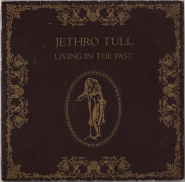 Jethro Tull - Living In The Past (2LP, Album) (gebraucht VG-)