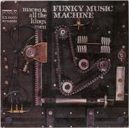 Maceo & All The Kings Men - Funky Music Machine (LP, Album, Reissue) (gebraucht VG)