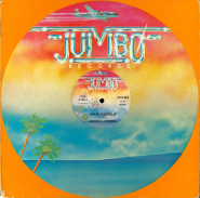 GeeGee & Gym Band - Majic-Kaboola (12 Single, Vinyl) (gebraucht G)