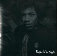 Jimi Hendrix - People, Hell And Angels (2LP, Album) (gebraucht VG+)